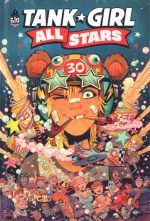 Tank Girl : All stars (0), comics chez Ankama de Martin, Collectif