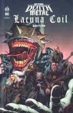 Batman Death Metal T3 : Lacuna Coil Edition (0), comics chez Urban Comics de Snyder, Capullo, FCO Plascencia, Timpano