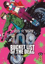 Bucket list of the dead T1, manga chez Kana de Haro, Takata