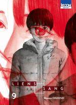Les liens du sang T9, manga chez Ki-oon de Oshimi