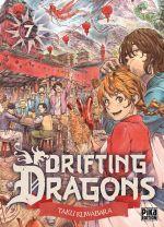 Drifting dragons T7, manga chez Pika de Kuwabara