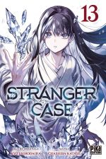 Stranger case T13, manga chez Pika de Katase, Shirodaira