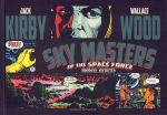 Sky Masters of the Space Force T2 : Missions secrètes (0), comics chez Komics Initiative de Kirby, Wood, Wood, Wood, Ayers