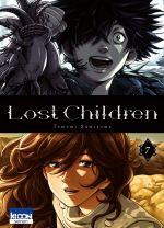 Lost children T7, manga chez Ki-oon de Sumiyama