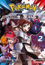 Pokémon Noir 2 et Blanc 2 T2, manga chez Kurokawa de Kusaka, Yamamoto