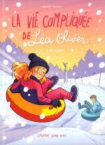 La Vie compliquée de Léa Olivier T9 : Blizzard (0), bd chez Kennes éditions de Alcante, Borecki, Drac