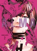 Alma T2, manga chez Panini Comics de Mito