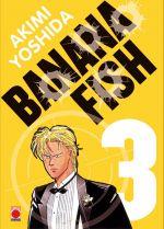 Banana fish T3, manga chez Panini Comics de Yoshida