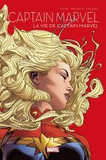 Le printemps des comics  T8 : La vie de Captain Marvel  (0), comics chez Panini Comics de Stohl, Sauvage, Pacheco, d'Urso, Blee, Menyz