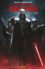 Dark Vador : Le coeur sombre des Sith (0), comics chez Panini Comics de Pak, Ienco, Boschi, Rosenberg, Menon, Lee