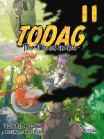 Todag - Tales of demon and gods T11, manga chez Nazca de Mad snail, Ruotai