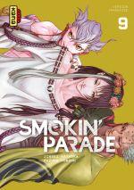 Smokin'parade T9, manga chez Kana de Kataoka, Kondou