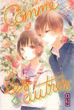 Comme les autres T2, manga chez Kana de Yuki