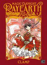 Magic knight rayearth T4, manga chez Pika de Clamp