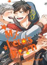 My hero's dream T3, manga chez Taïfu comics de Aomiya