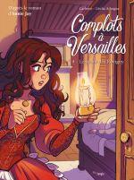 Complots à Versailles T4 : Le Trésor des Rovigny (0), bd chez Jungle de Carbone, Adragna