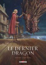 Le Dernier dragon : L'Ordre de Drac (0), bd chez Delcourt de Pécau, Pilipovic, Fernandez, Pinson, Blanchard
