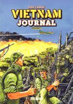 Vietnam Journal T3, comics chez Delirium de Lomax