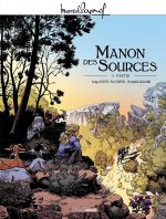 Manon des sources T2, bd chez Bamboo de Scotto, Stoffel, Galland