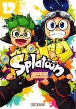 Splatoon T12, manga chez Soleil de Hinodeya