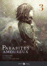 Parasites amoureux  T3, manga chez Delcourt Tonkam de Miaki, Hotate