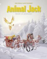 Animal Jack T5 : Revoir un printemps (0), bd chez Dupuis de Toussaint, Miss Prickly