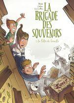 La Brigade des souvenirs T1 : La lettre de Toinette (0), bd chez Dupuis de Carbone, Mia, Marko, Cosson
