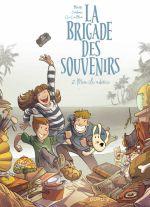 La Brigade des souvenirs T2 : Mon île adorée (0), bd chez Dupuis de Carbone, Mia, Marko, Cosson