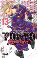 Tokyo revengers  T13, manga chez Glénat de Wakui