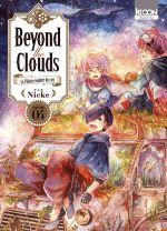 Beyond the clouds T4, manga chez Ki-oon de Nicke