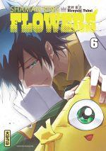 Shaman king flowers T6, manga chez Kana de Takei