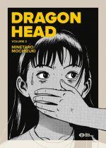Dragon Head – Réédition double, T3, manga chez Pika de Mochizuki