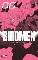 Birdmen T6, manga chez Dupuis de Tanabe