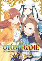 Otome game T2, manga chez Delcourt Tonkam de Yamaguchi, Hidaka