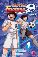 Captain Tsubasa Anime comics – Saison 2, T1, manga chez Nobi Nobi! de Takahashi, DAVID Production