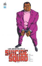 Les Archives de la Suicide Squad T3, comics chez Urban Comics de Yale, Ostrander, Greenberger, Isherwood, Collectif, McDonnell, McCraw