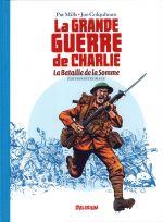 La grande guerre de Charlie : La Bataille de la Somme (0), comics chez Delirium de Mills, Colquhoun
