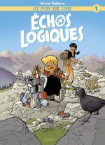 Les Pieds sur Terre T1 : Echos logiques (0), bd chez Paquet de Phalippou