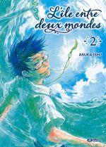 L'île entre deux mondes T2, manga chez Pika de Ishii