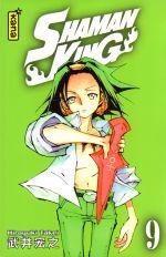 Shaman King – Star edition, T9, manga chez Kana de Takei