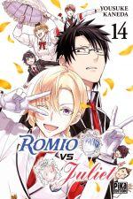 Romio vs Juliet T14, manga chez Pika de Kaneda