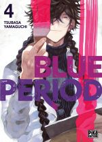 Blue period T4, manga chez Pika de Yamaguchi