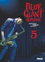 Blue giant suprême T5, manga chez Glénat de Ishizuka