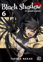 Black shadow T6, manga chez Pika de Nakao