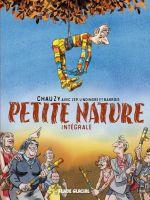 Petite nature, bd chez Fluide Glacial de Lindingre, Zep, Chauzy, Barrois