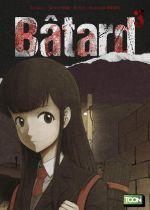 Bâtard T3, manga chez Ki-oon de Kim, Hwang