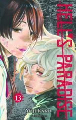 Hell's paradise T13, manga chez Kazé manga de Kaku
