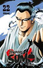 Hinomaru sumo T22, manga chez Glénat de Kawada