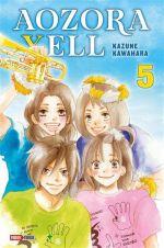Aozora yell T5, manga chez Panini Comics de Kawahara