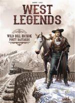 West legends T5 : Wild Bill Hickok - Forty Bastards (0), bd chez Soleil de Jarry, Laci, Nanjan